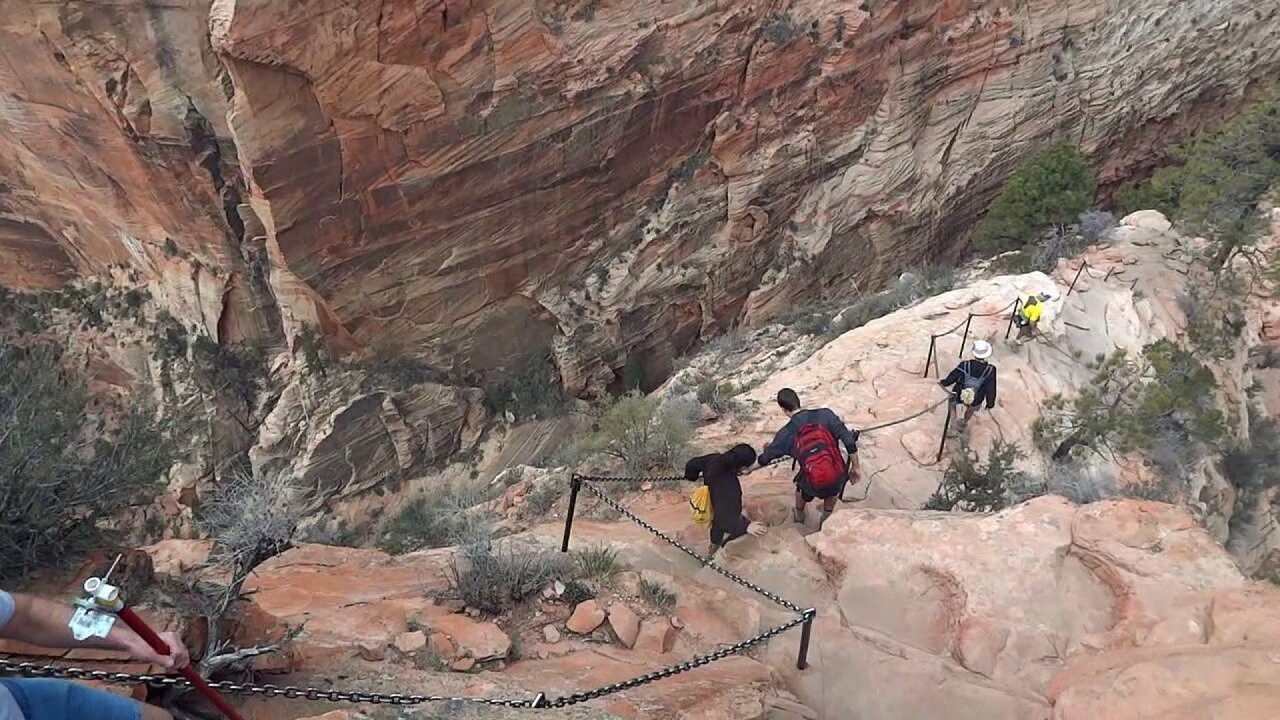 Body of missing hiker found in Zion National Park
