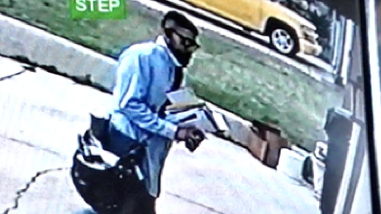 dog pepper spray mail carrier