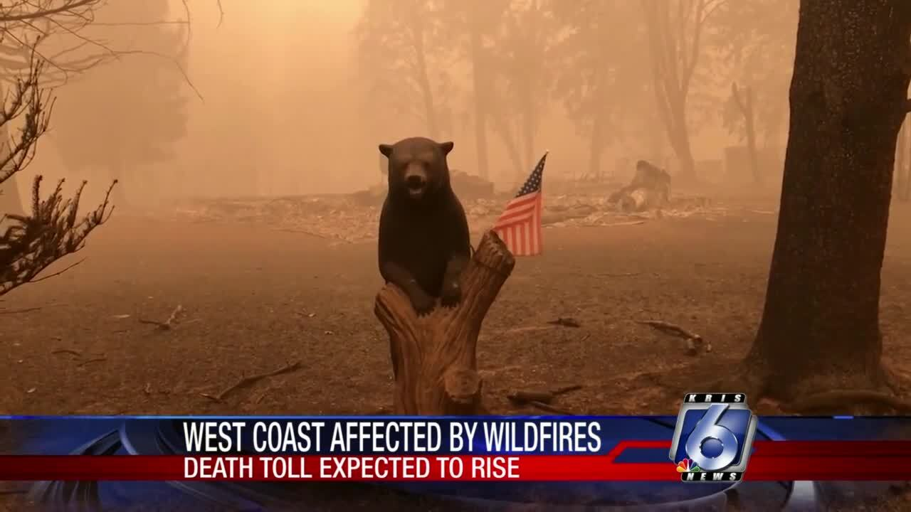 West Coast deaths at 28 and expected to keep rising