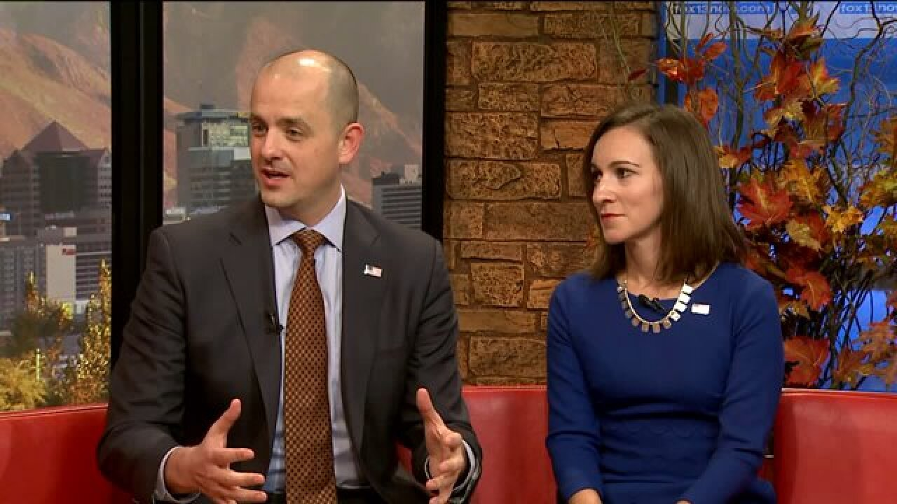 Evan McMullin says Trump, Pence don't share conservative values but want conservative votes