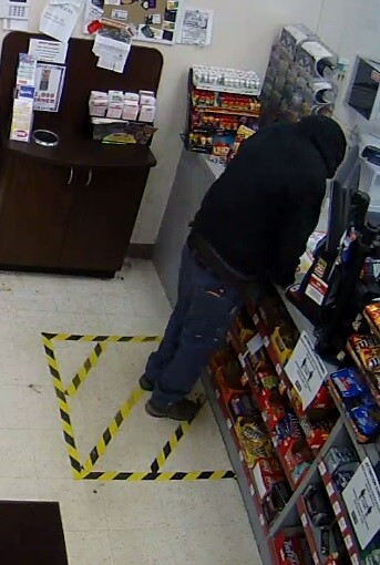 Kirtland police need help identifying male who allegedly robbed Circle K.
