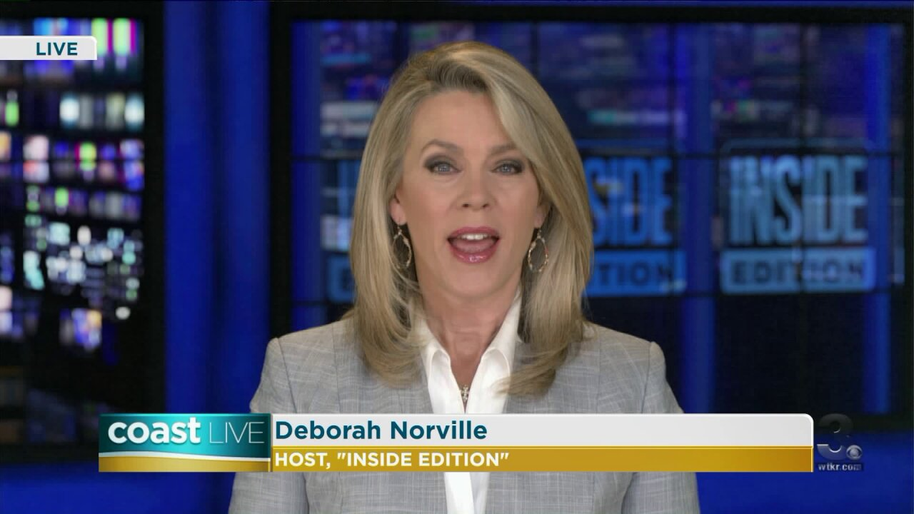 """The latest stories with Deborah Norville from """"Inside Edition"""" on CoastLive"""