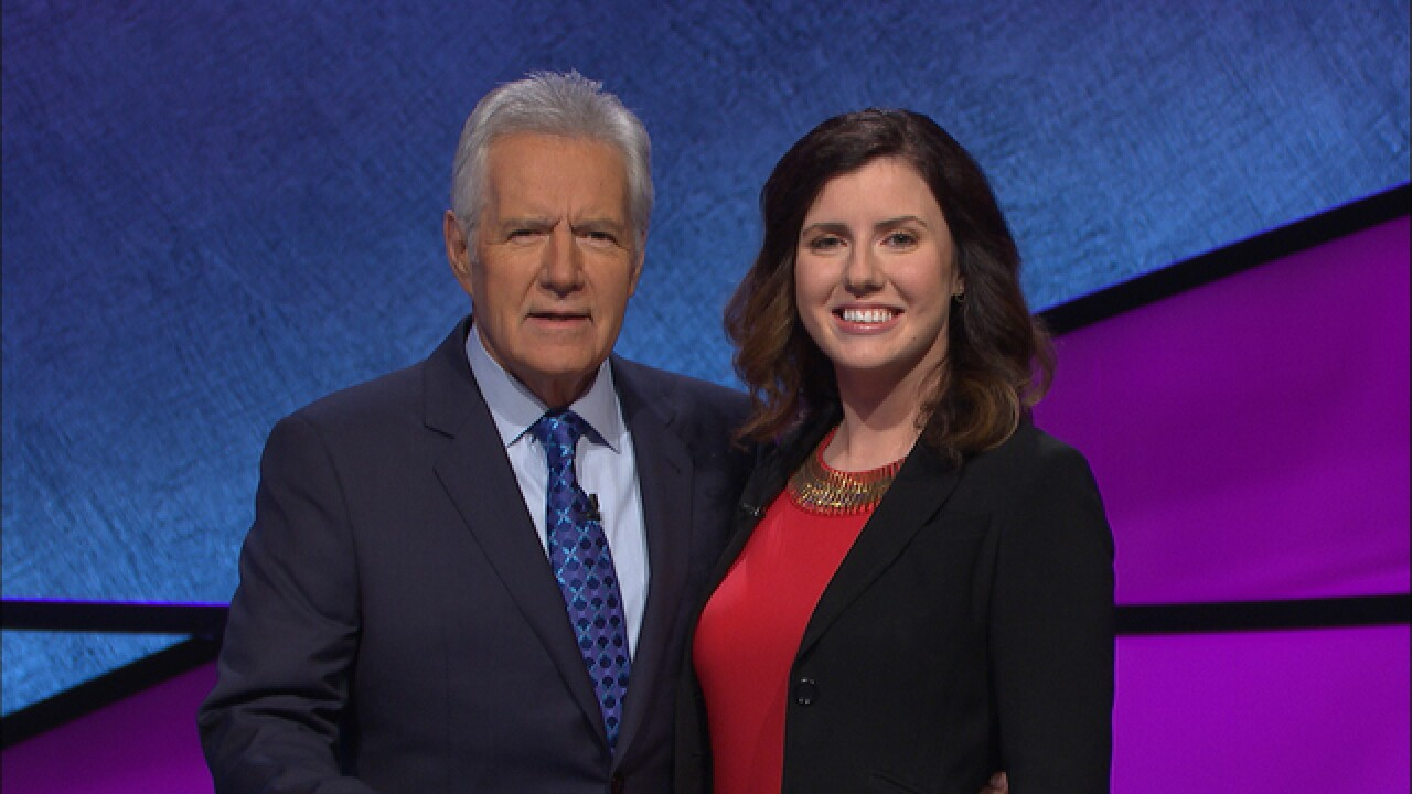 Cleveland librarian wins 'Jeopardy!' two night in a row