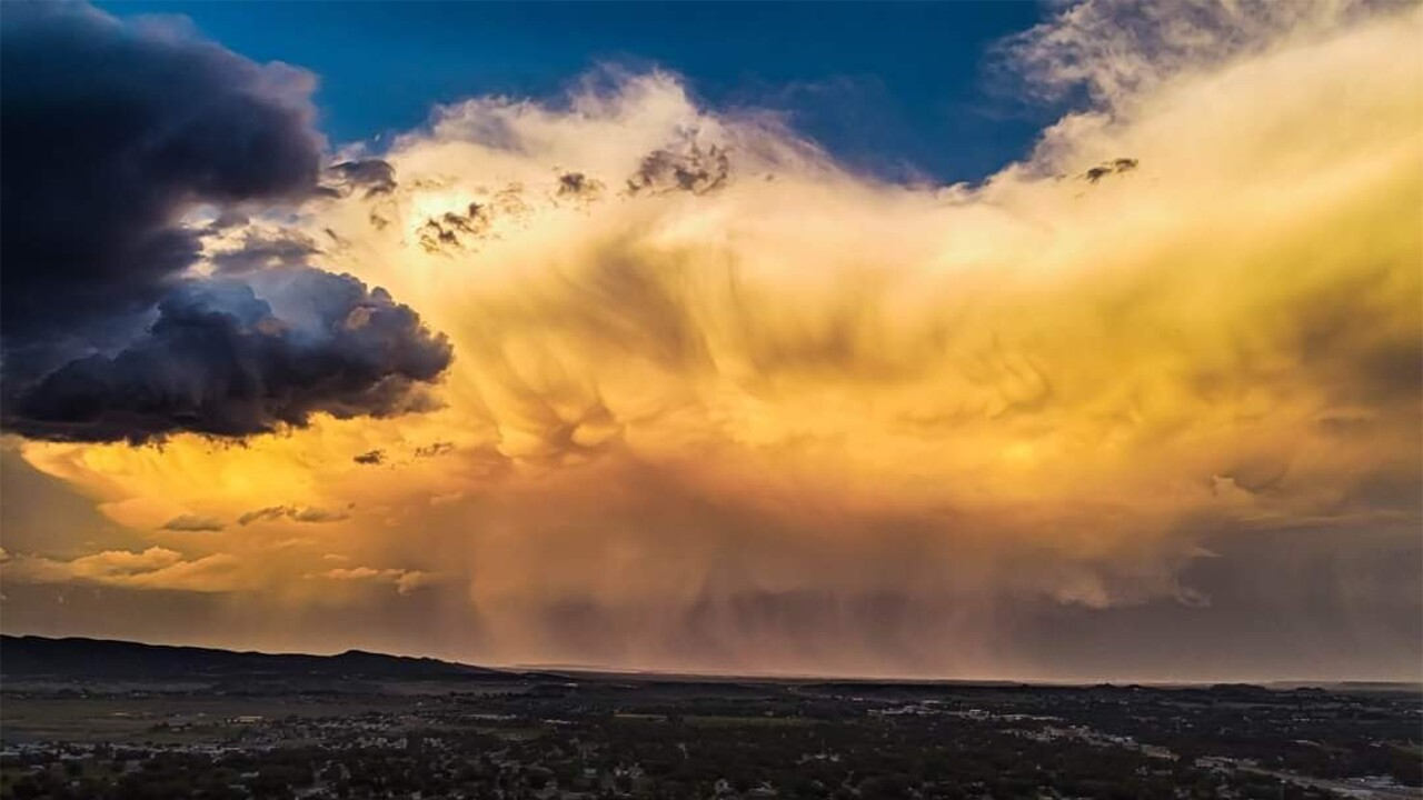 Canon City Supercell