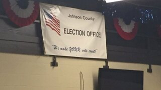 Johnson County seeks election workers