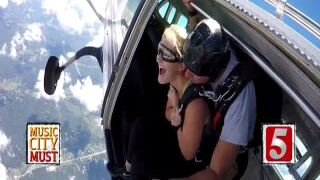 Experience Of A Lifetime At Music City Skydiving