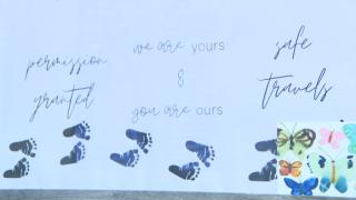 Maddie's Footprints hit major milestone