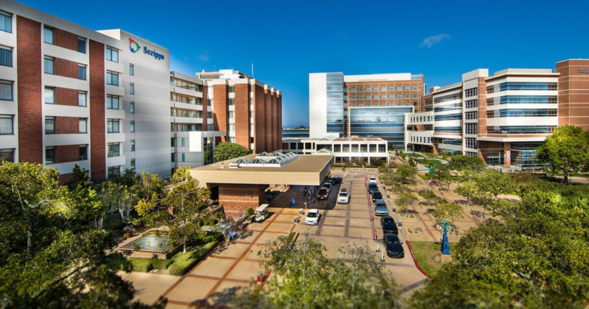 Us News And World Report Lists Scripps La Jolla Hospitals As Best In San Diego Region