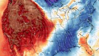 Thanksgiving weather: Near record-breaking warmth in West, cold in East
