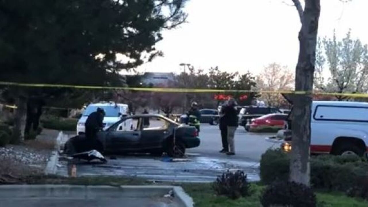 One dead, two injured in early morning car fire