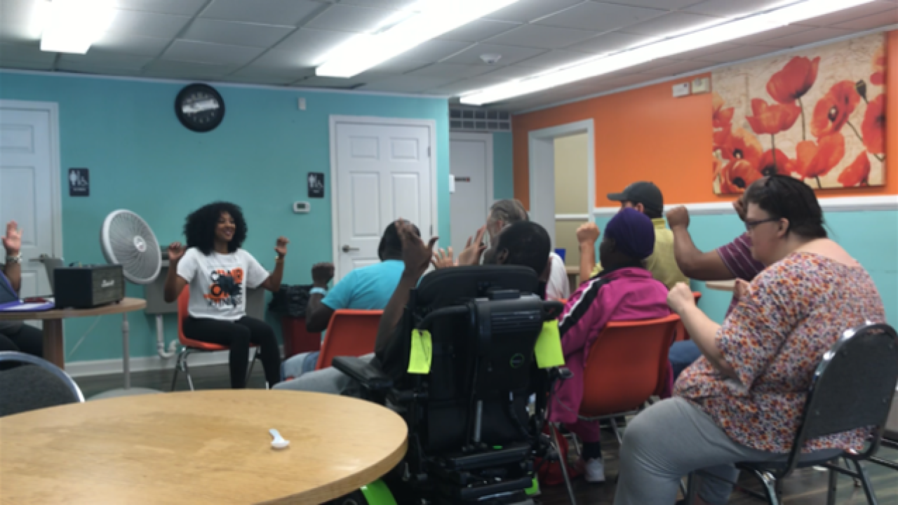 Chair One Fitness is making a healthy life accessible for those who need it most