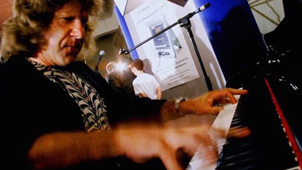 Keith Emerson of Emerson, Lake and Palmer dies