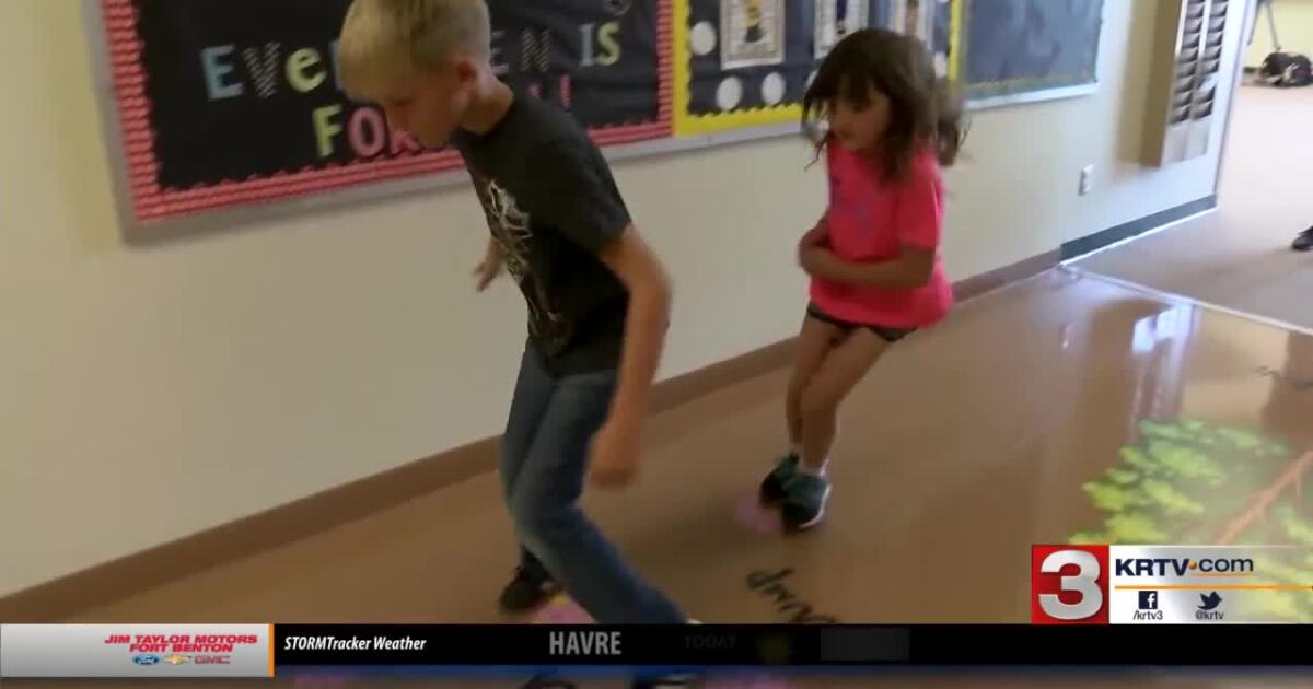 """New """"sensory path"""" aims to help students in Evergreen"""