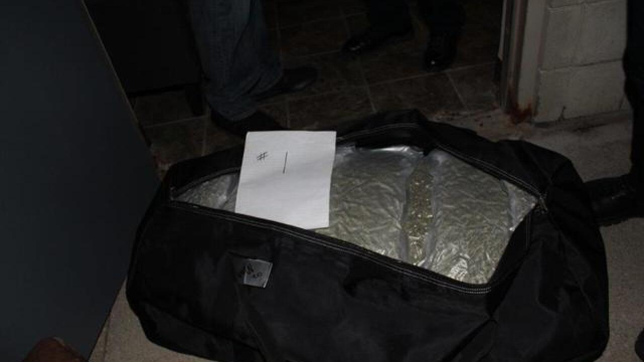 Busts in Indy, Carmel net 300lbs pot & $25K