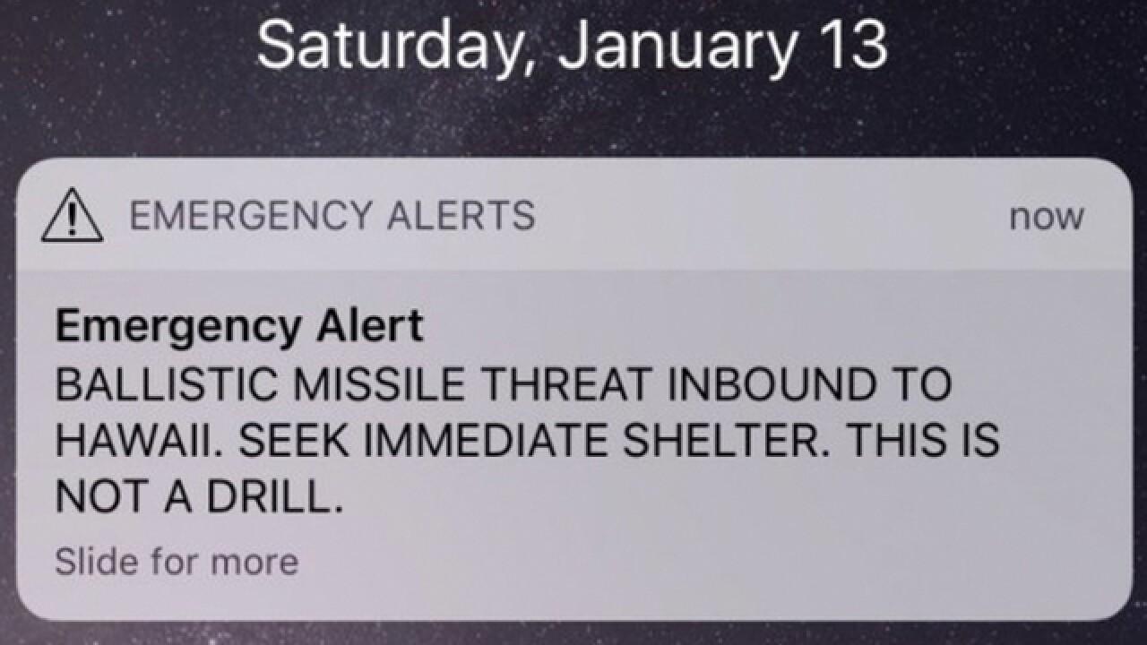 Hawaii False Alarm Highlights Nuclear War 'Tightrope'