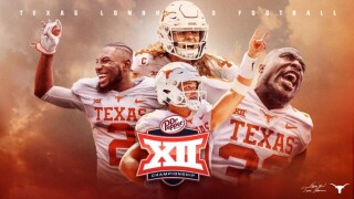 Texas wins way into Big 12 title game