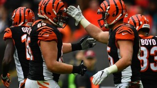 Bengals went all the way to London for a tie