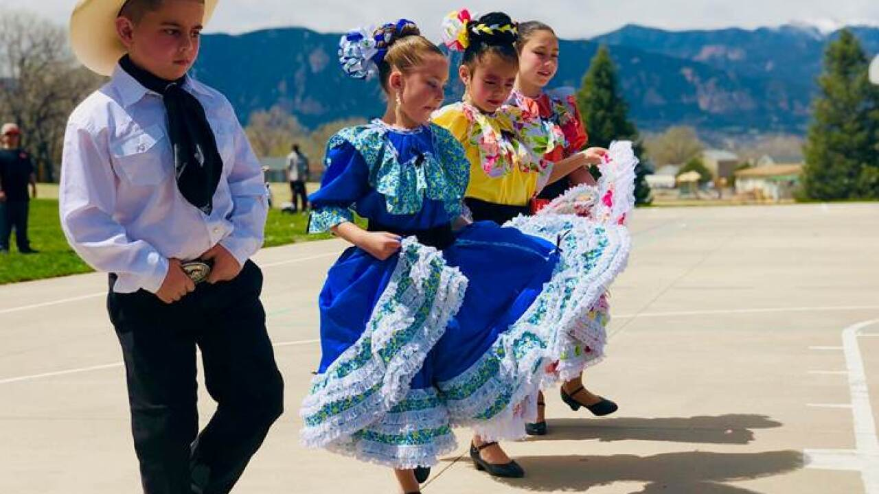 Pikes Peak Libray District is hosting a Hispanic Heritage Month Celebration this weekend