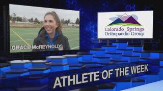 KOAA Athlete of the Week: Grace McReynolds, Rampart Soccer