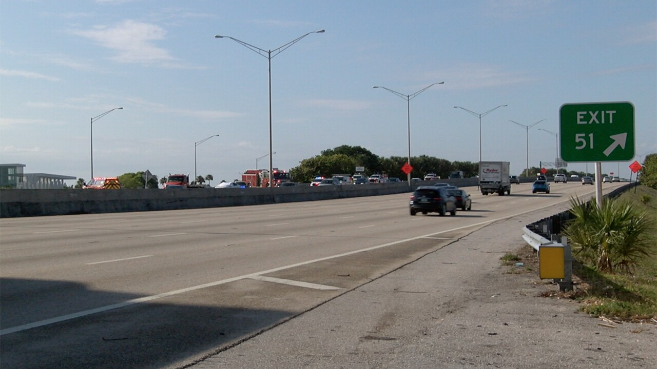 All northbound lanes of I-95 are blocked and the entrance ramp from Linton Boulevard is closed due to police activity.