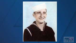 Navy Seaman 1st Class Wesley E. Graham