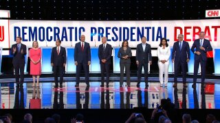 Fact checking Night 2 of the Democratic debate