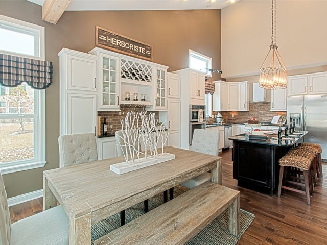 Fischer Homes - The Blake - A delightful first floor owner's retreat design