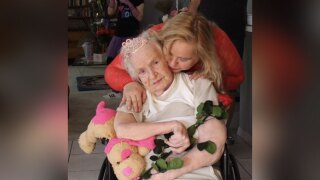 Florida woman urges everyone to take precautions after she gave her 99-year-old mother COVID-19