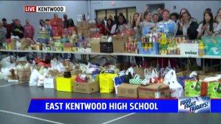 Food Fight Fridays: East Kentwood HighSchool