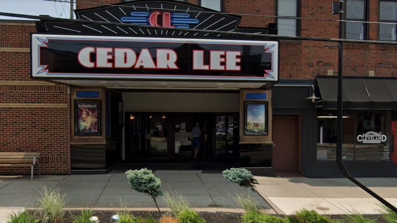 Cleveland Cinemas Cedar Lee.