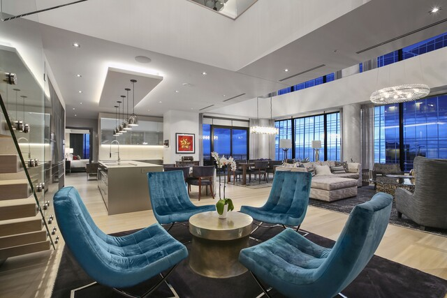 GALLERY: $10.75M penthouse has the best views in Denver