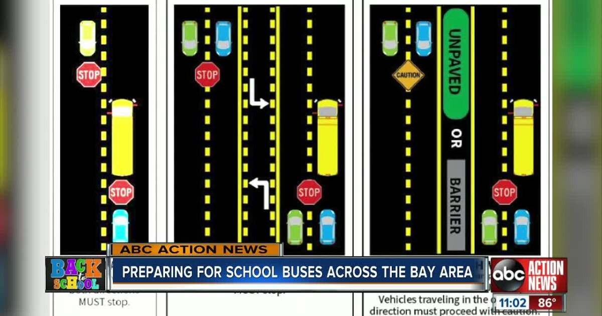 Proposed bill would double fines for school bus related infractions