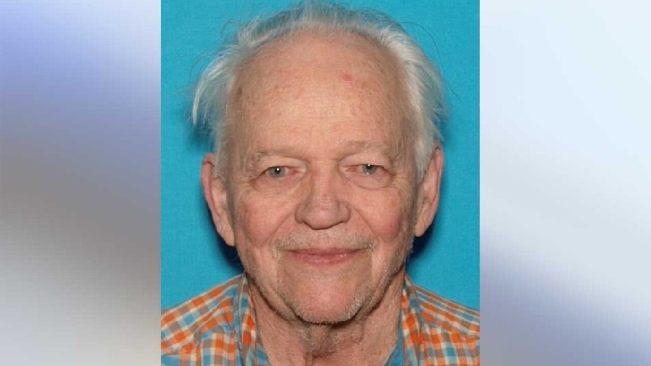 David Brown, missing man with dementia from Union, Kentucky