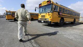 Middletown school bus