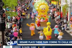 Sesame Place theme park coming to Chula Vista