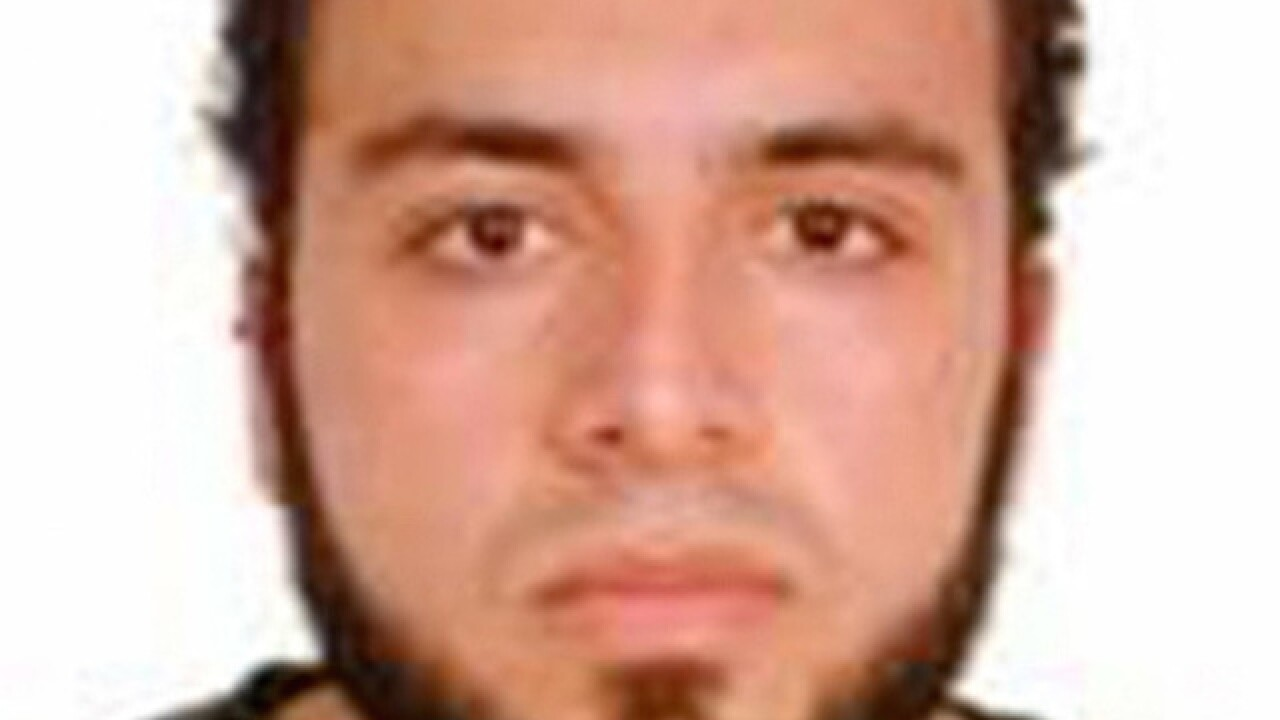Suspect in New York/New Jersey bombings pleads not guilty