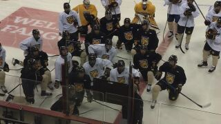 Colorado College returns to the ice