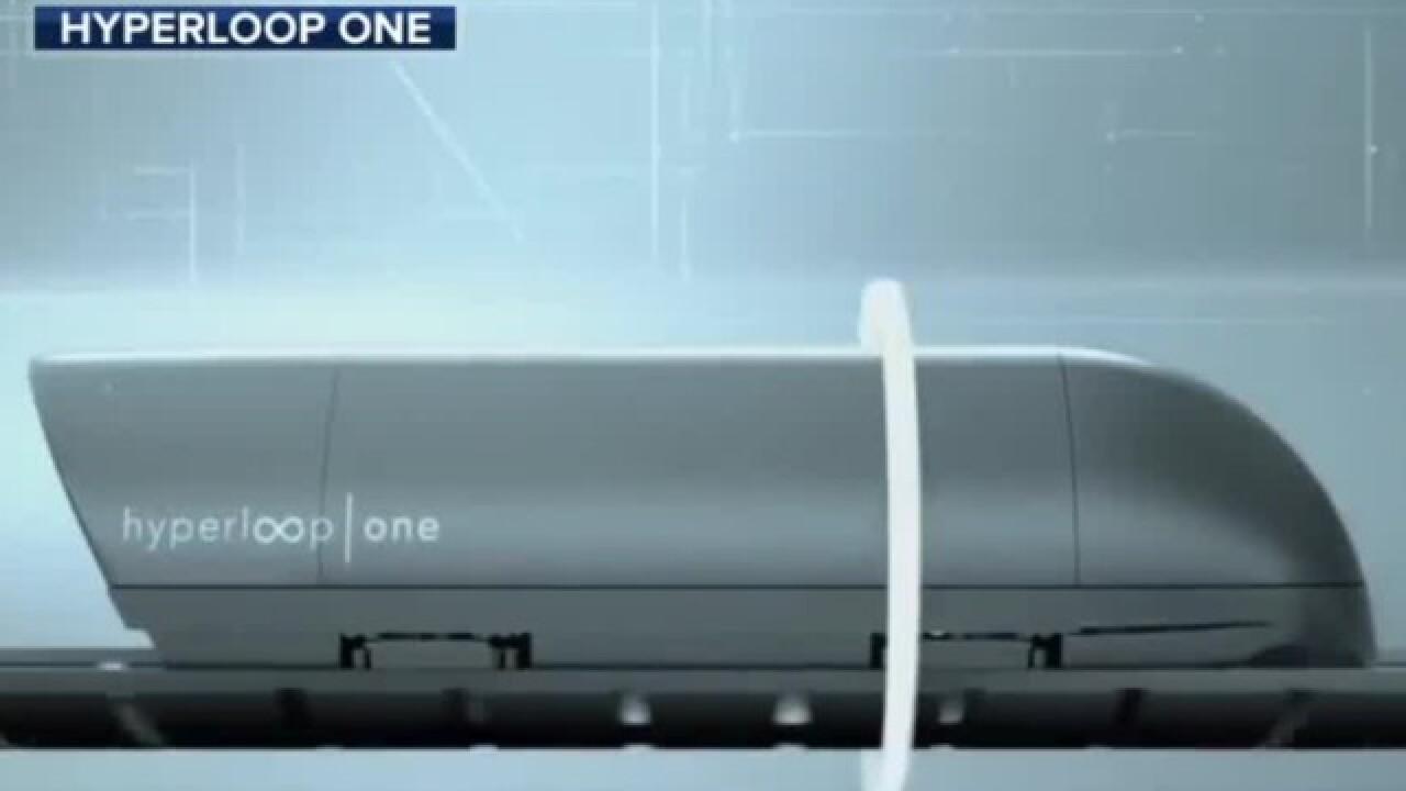 UW students get in on Hyperloop project