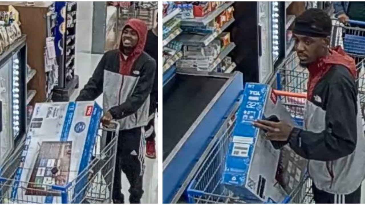 Police: Man tried to use stolen credit card to buy TV at ChesterfieldWalmart