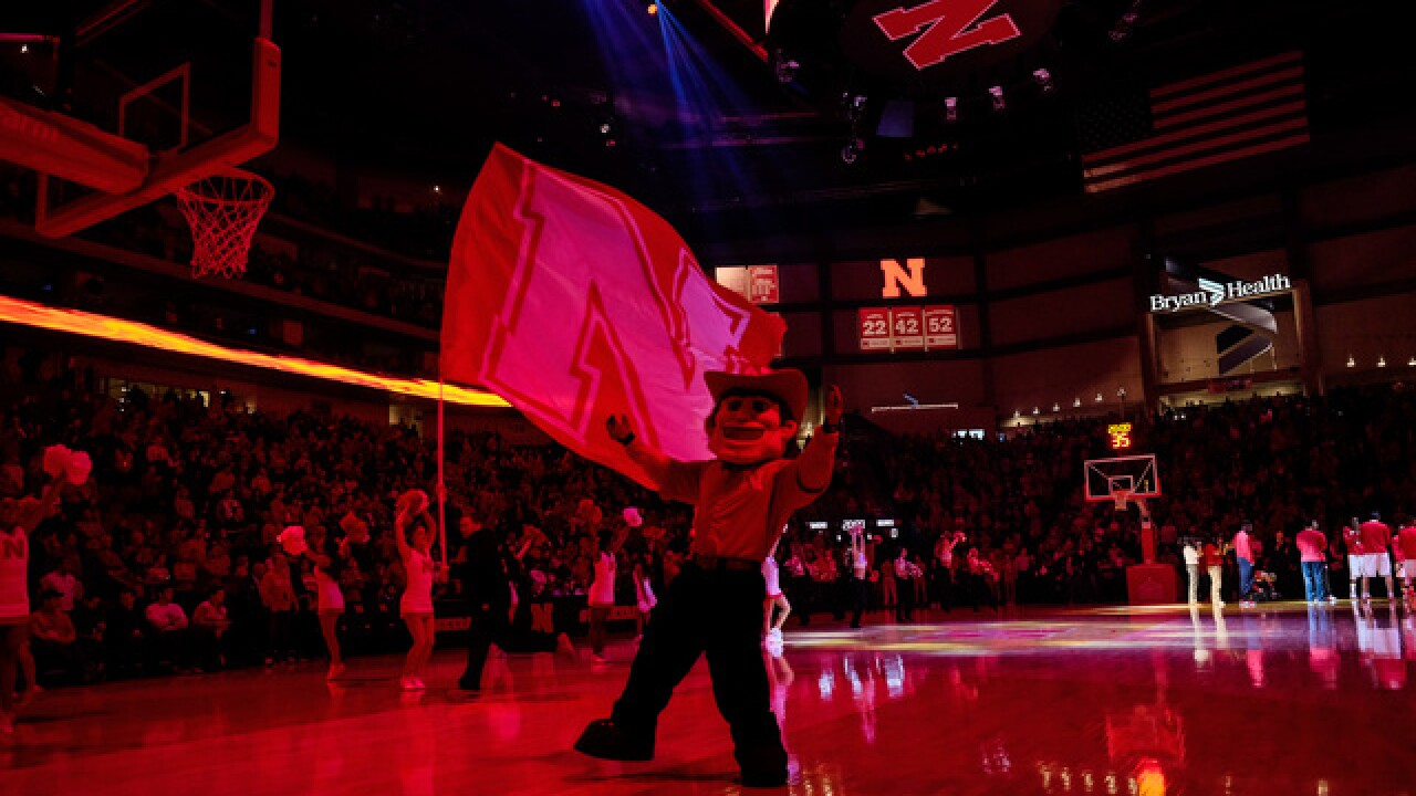 Nebraska basketball gets past Wisconsin at home