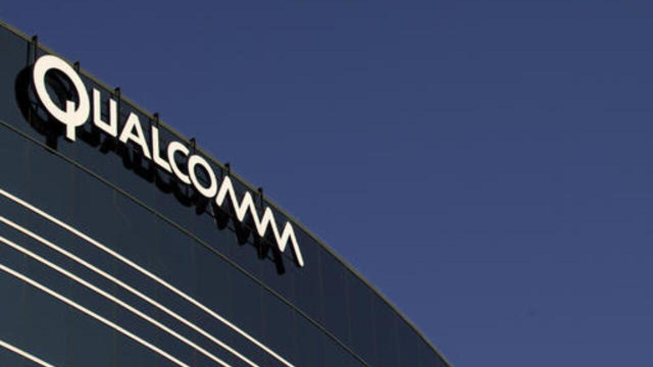 Report: Trump blocks Qualcomm takeover