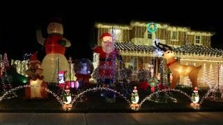 tehachapi christmas decorations