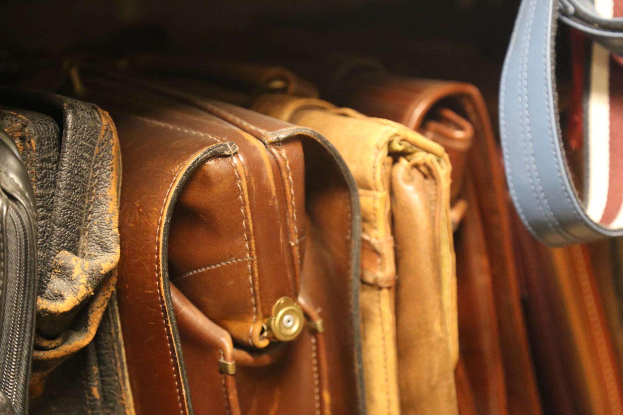 Worn briefcases .JPG