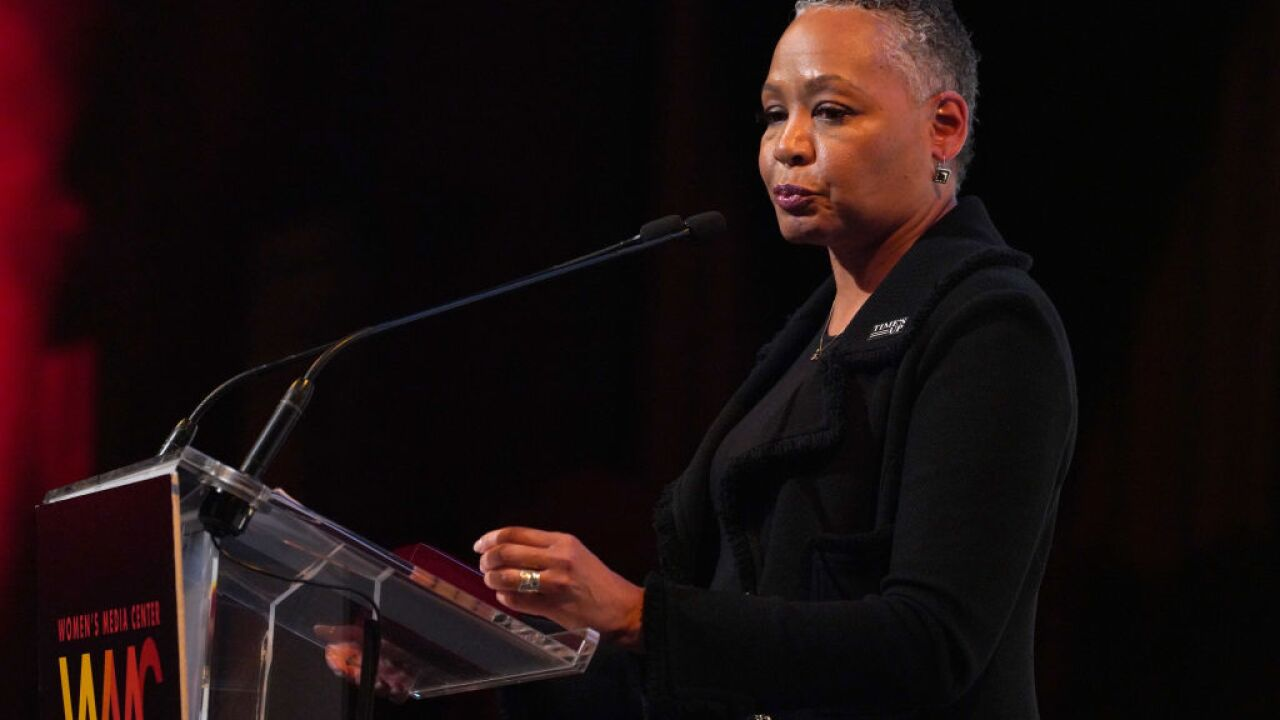 Time's Up CEO Lisa Borders resigned after sexual misconduct allegations against her son
