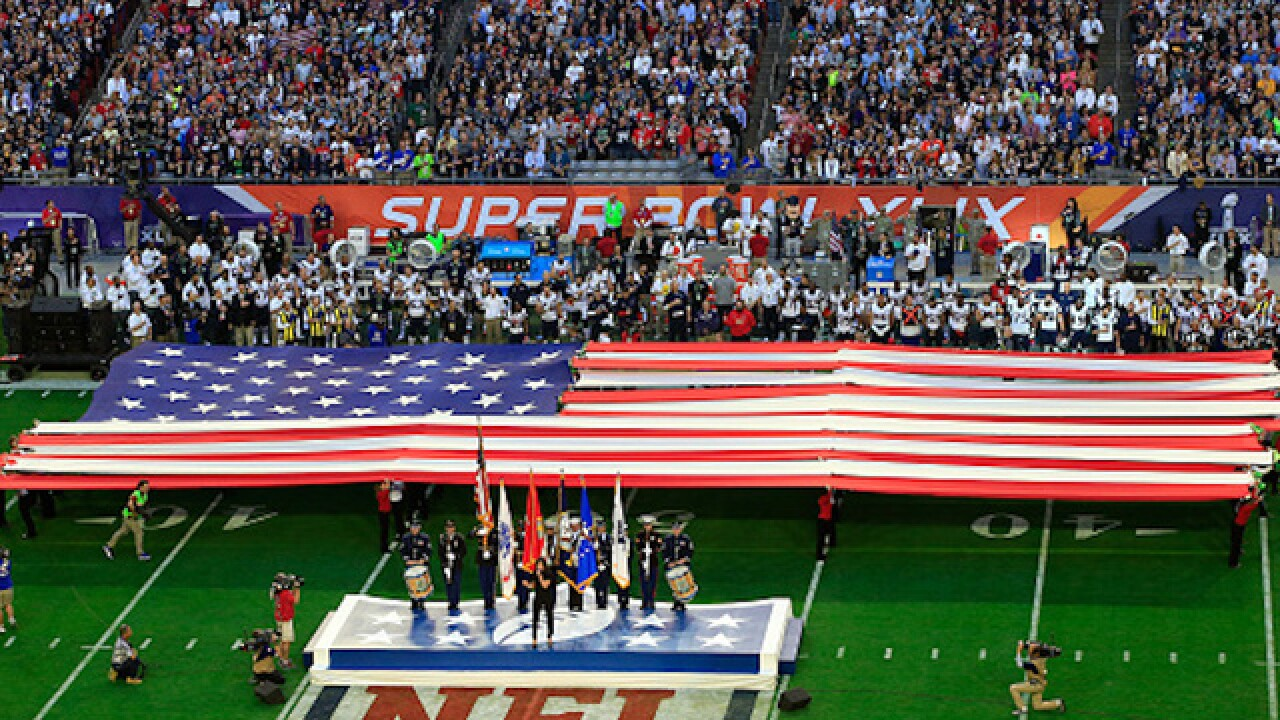 The most iconic — and controversial — national anthem performances of the last 87 years