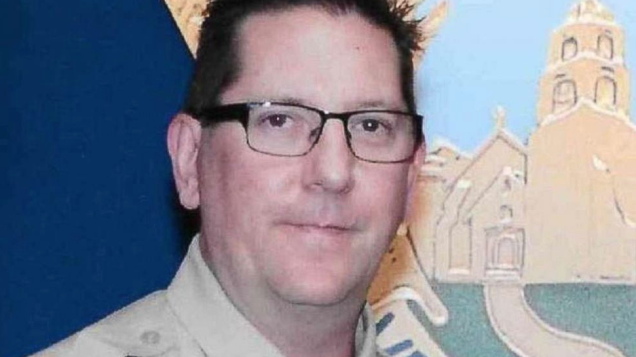 Sgt. Ron Helus - Ventura County Sheriff's Office