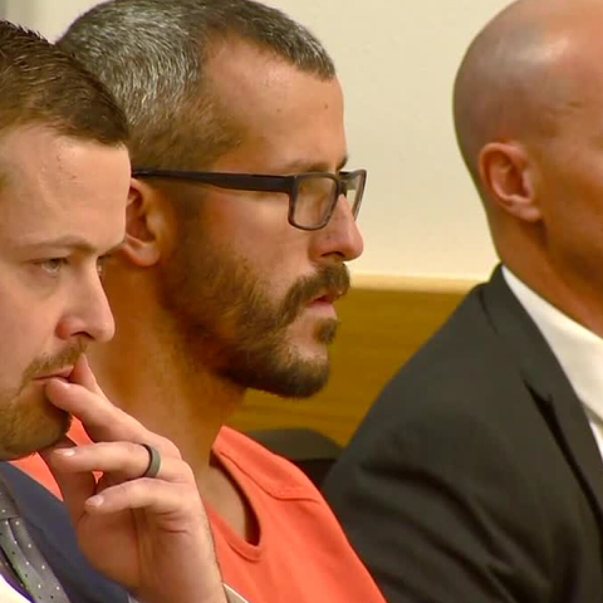 Chris Watts Waives Preliminary Hearing In Court Appearance