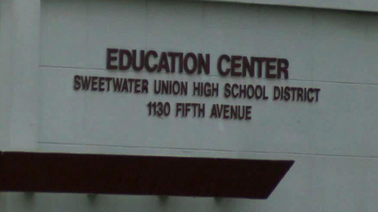 Sweetwater Union High School District education center