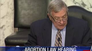 Senate Judiciary Committee conducts hearing on the new Texas abortion law
