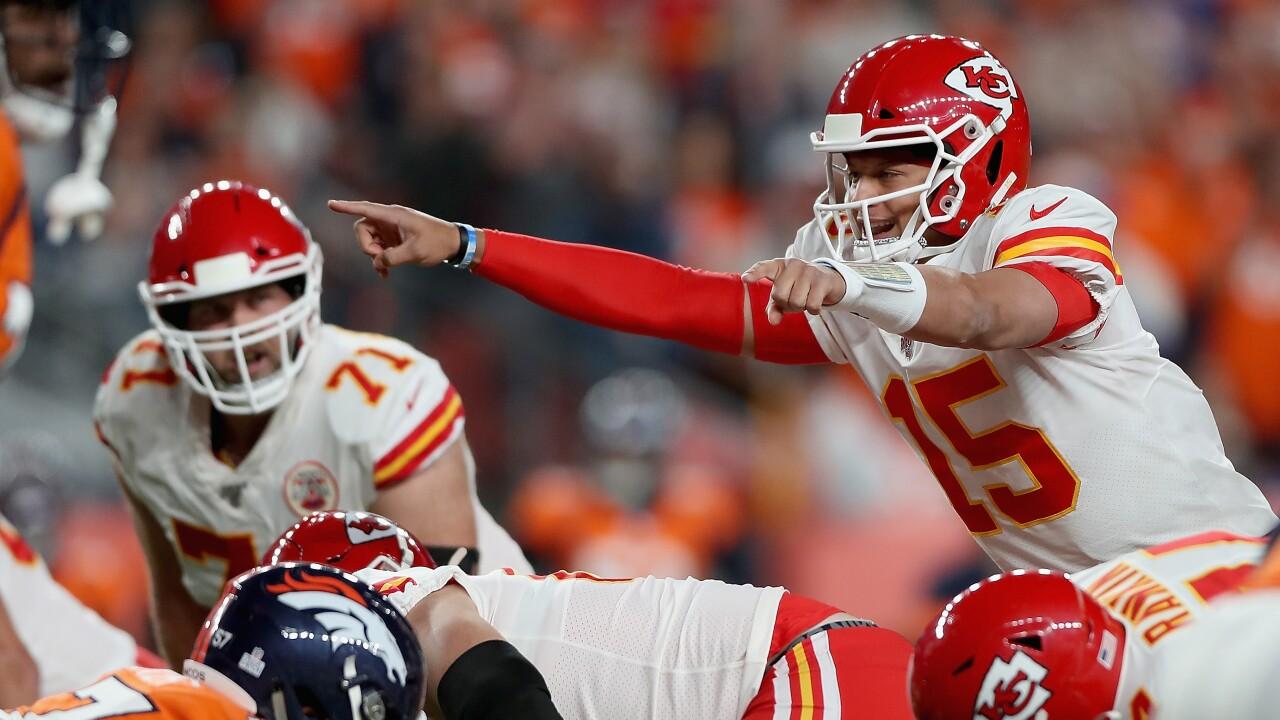 Kansas City Chiefs vDenver Broncos